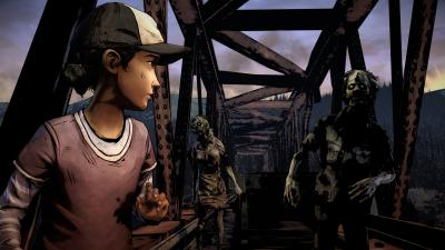 The Walking Dead: The Telltale Definitive Series (Xbox One, рус.)